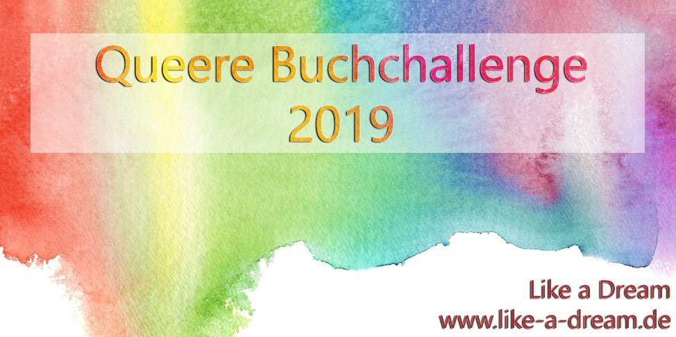 Queere Buchchallenge 2019