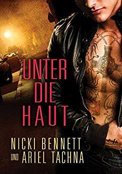 """""""Unter die Haut"""" von Nicki Bennett & Arial Tachna"""