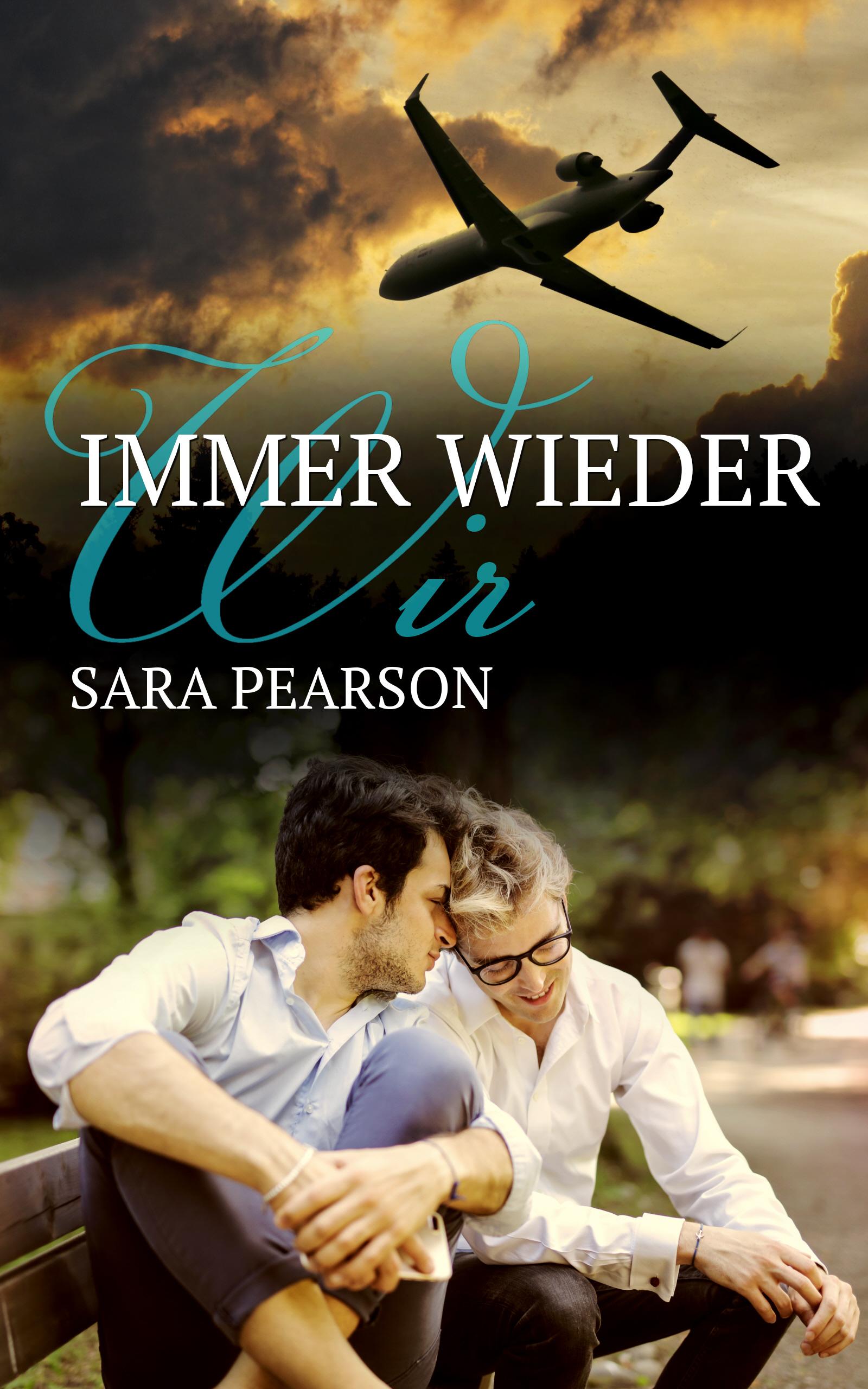 """""""Immer wieder wir"""" von Sara Pearson"""