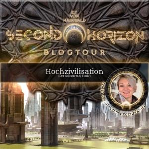 """Blogtour """"Second Horizon"""" von E.F. v. Hainwald – Hochzivilisation"""
