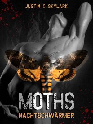 """""""Moths – Nachtschwärmer"""" von Justin C. Skylark"""