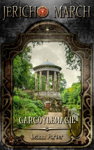 """""""Jericho March – Gargoylemagie"""" von Leann Porter"""