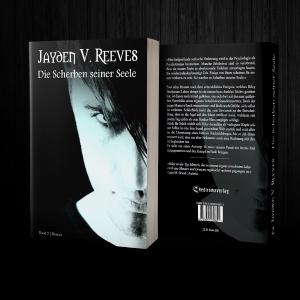 """#Specialdays – Buchvorstellung """"Die Scherben seiner Seele"""" von Jayden V. Reeves"""
