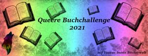 Queere Buchchallenge 2021